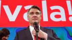 Der Sozialdemokrat Zoran Milanovic gewinnt die Stichwahl um das Amt des Präsidenten.