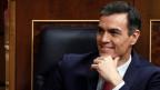 Pedro Sánchez, Spaniens neuer Regierungschef.