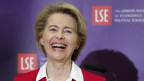 EU-Kommissionspräsidentin Ursula von der Leyen am 8. Januar in London.