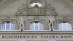 Die Schweizer Nationalbank in Bern.
