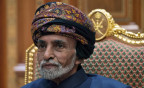 Omans Herrscher, Sultan Kabus