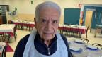 Sergio Nottoli ist 85jährig. Er trat den Kommunisten 1945 bei.