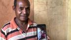 Jeden Tag spricht Mateos Costa über Videochat mit seinem Bruder Alberto. Mateos lebt in Osttimor und Alberto in Indonesien.