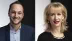 Mathias Reynard und Priska Seiler Graf wollen gemeinsam an die SP-Parteispitze.