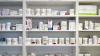 Der Chemie-Pharmasektor hat dem Aussenhandel neue Höchststände beschert. Symbolbild.
