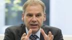 Patrick Mathys, Leiter der Pandemievorbereitung beim Bundesamt für Gesundheit (BAG).