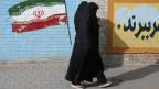 Der Alltag im Iran ist schwierig. Frauen in Teheran.