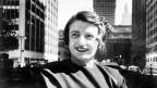 Ayn Rand 1962 in Manhattan.