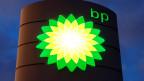 Logo von BP.