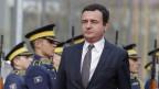 Der neu gewählte Ministerpräsident der Republik Kosovo, Albin Kurti.