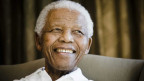 Der afrikanische Freiheitskämpfer Nelson Mandela.