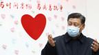 Chinas Präsident Xi Jinping.