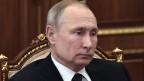 Russlands Präsident Wladimir Putin.