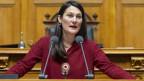Nationalrätin und Fraktionschefin Tiana Angelina Moser, GLP-ZH, spricht während den Bundesratswahlen, am Mittwoch, 11. Dezember 2019, in Bern.