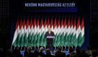 Premier Orban bei seiner Rede zur Lage der Nation
