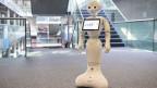 Symbolbild. Ein Roboter.