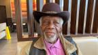 Dieser afro-amerikanische Mann aus South Carolina wird demokratisch wählen.