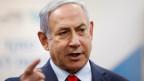 Benjamin Netanyahu, Premierminister Israel.