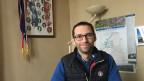 Pierre-Emmanuel Bégny aus Saâcy-sur-Marne (F), der sein Amt als Gemeindepräsident niederlegen will.