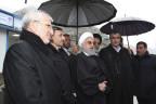 Präsident Hassan Rohani zum Corona-Virus. Das Vertrauen in die iranischen Behörden schwindet.