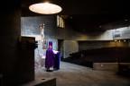 Gottesdienst in Lugano.