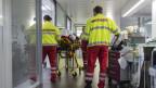Notfallstation im Inselspital Bern.