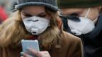 Eine Smartphone-App gegen die Pandemie.