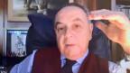 Francesco Lo Voi, leitender Staatsanwalt und Mafia-Jäger in Palermo.