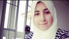 Sara Omar aus Tripolis/Libyen.