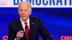 Der demokratische Präsidentschaftsbewerber Joe Biden.