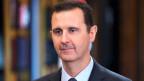 Baschar al Assad, der Machthaber Syriens.