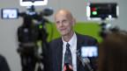 Daniel Koch, Delegierter des Bundesamt für Gesundheit, BAG, für die Coronavirus Pandemie verabschiedet sich von den Medien und wird pensioniert.
