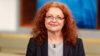 Die grüne Bundestagsabgeordnete Margarete Bause aus Deutschland.
