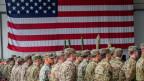 In Deutschland stationierte US-Soldaten.