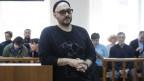 Der russische Star-Regisseur Kirill Serebrennikov steht vor einem russischen Gericht.
