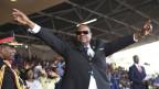 Peter Mutharika, amtierender Präsident von Malawi.