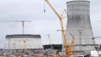 Umstritten: Weissrussischer Atomkraftkomplex.