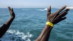 Zahl der Bootsflüchtlinge im Mittelmeer steigt an