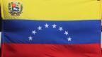 Die Flagge von Venezuela.