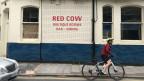 Das Pub «Red Cow» in Richmond, London.