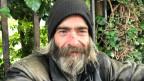 Der obdachlose Gerry: «Jeden Tag muss ich schauen, wie ich zu meinem Essen komme und im Winter ist es nachts brutal kalt.»
