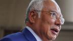 Malaysias Ex-Premierminister Najib Razak.