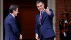 Südeuropäische Solidarität: Die Ministerpräsidenten Italiens und Spaniens, Giuseppe Conte und Pedro Sánchez, haben einen Draht zueinander.