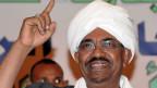 Der frühere sudanesische Regierungschef Omar Hassan al-Bashir im 2011.