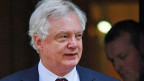 Der britische Brexit-Sekretär, David Davis, ist zurückgetreten.