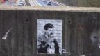 Mani Matter-Graffiti in Bern.