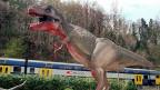 Die Visualisierungen der Dinosaurier sind zum einen wissenschaftliche Interpretationen von Funden, zum andern unterliegen die Interpretationen politischen und gesellschaftlichen Einflüssen.