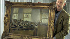 «Nähschule im Waisenhaus Amsterdam» - ein Bild von Max Liebermann. 1999 hat das Kunstmuseum Chur das Bild der  Alleinerbin des im KZ verstorbenen Besitzers zurückgegeben.