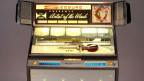 Ausschnitt einer Jukebox.