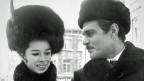 Geraldine Chaplin und Omar Sharif. In seiner Rolle als Doktor Schiwago verzauberte er die halbe Welt.